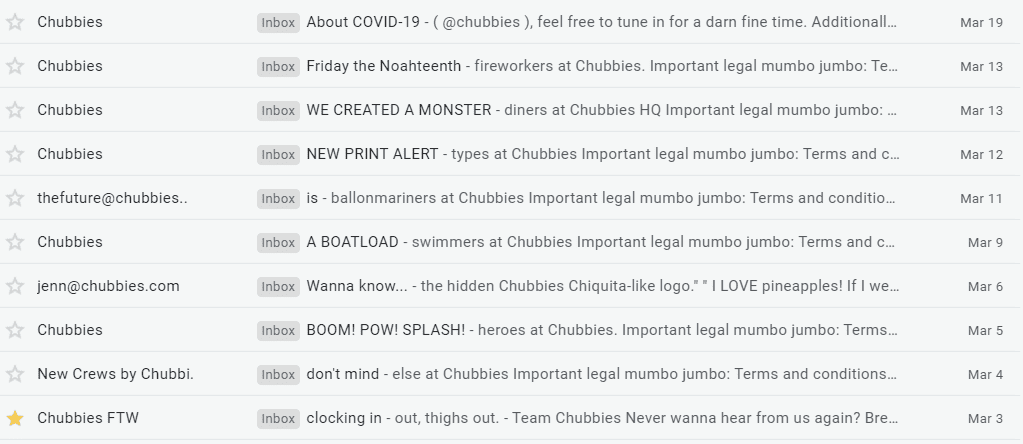 6-chubbies-email-frequency-for-customer-retention