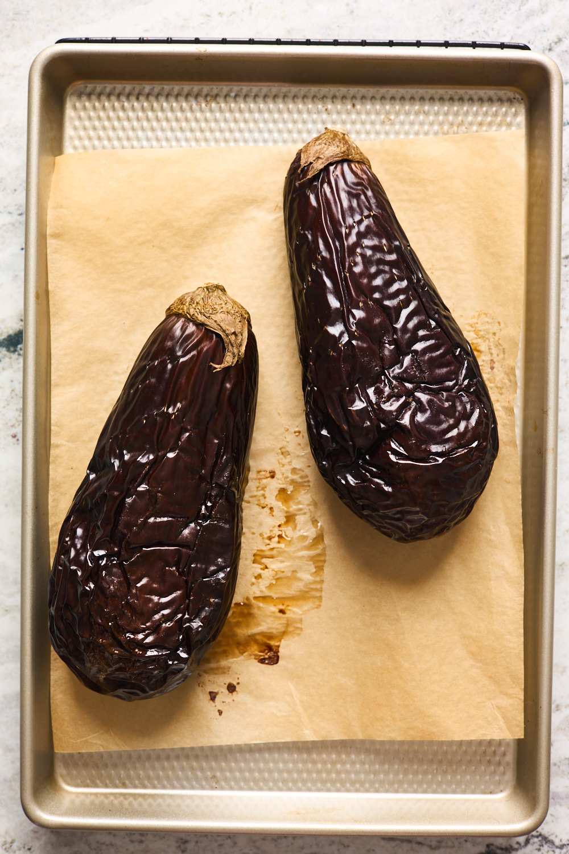 Greek Eggplant Dip