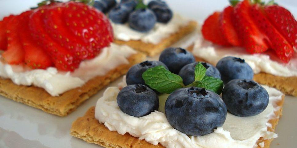 image of graham cracker delight