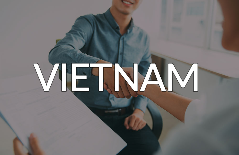Working in Vietnam banner