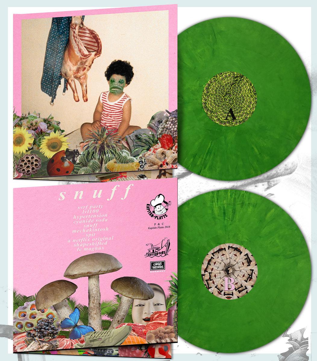Snuff Green LP