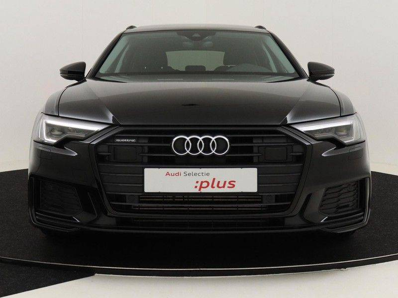 Audi A6 Avant 55 TFSI e 367 pk quattro Competition | Panoramadak | Assistentiepakket Tour | Keyless Entry | Optiekpakket | Trekhaak | Verlengde Fabrieksgarantie afbeelding 10