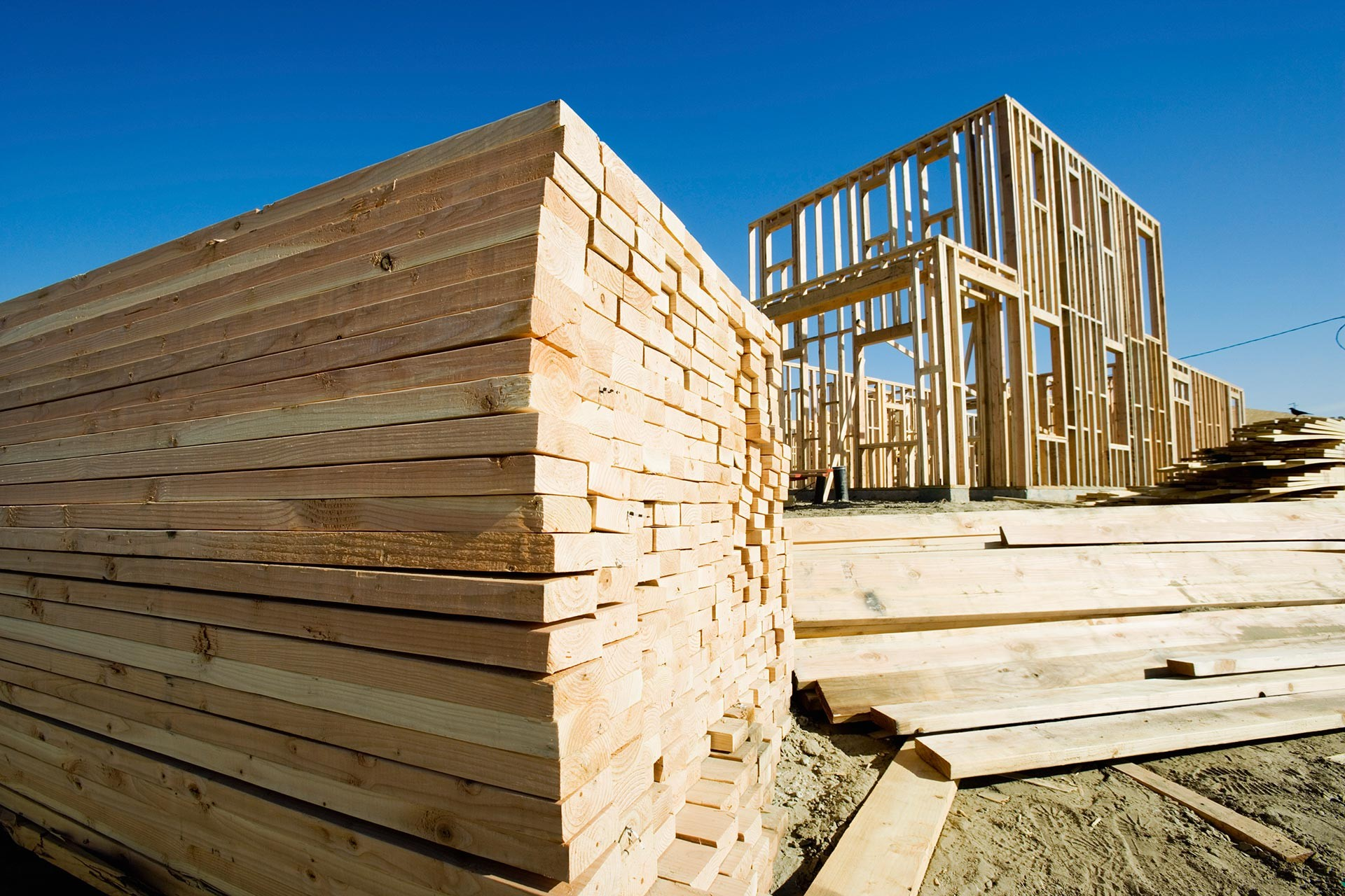MDH Construction preparing to build a new residential home