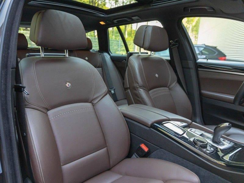 BMW 5 Serie Touring Alpina D5 Bi-Turbo - Bang & Olufsen - Full-Option afbeelding 16
