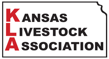 Kansas Livestock Association logo