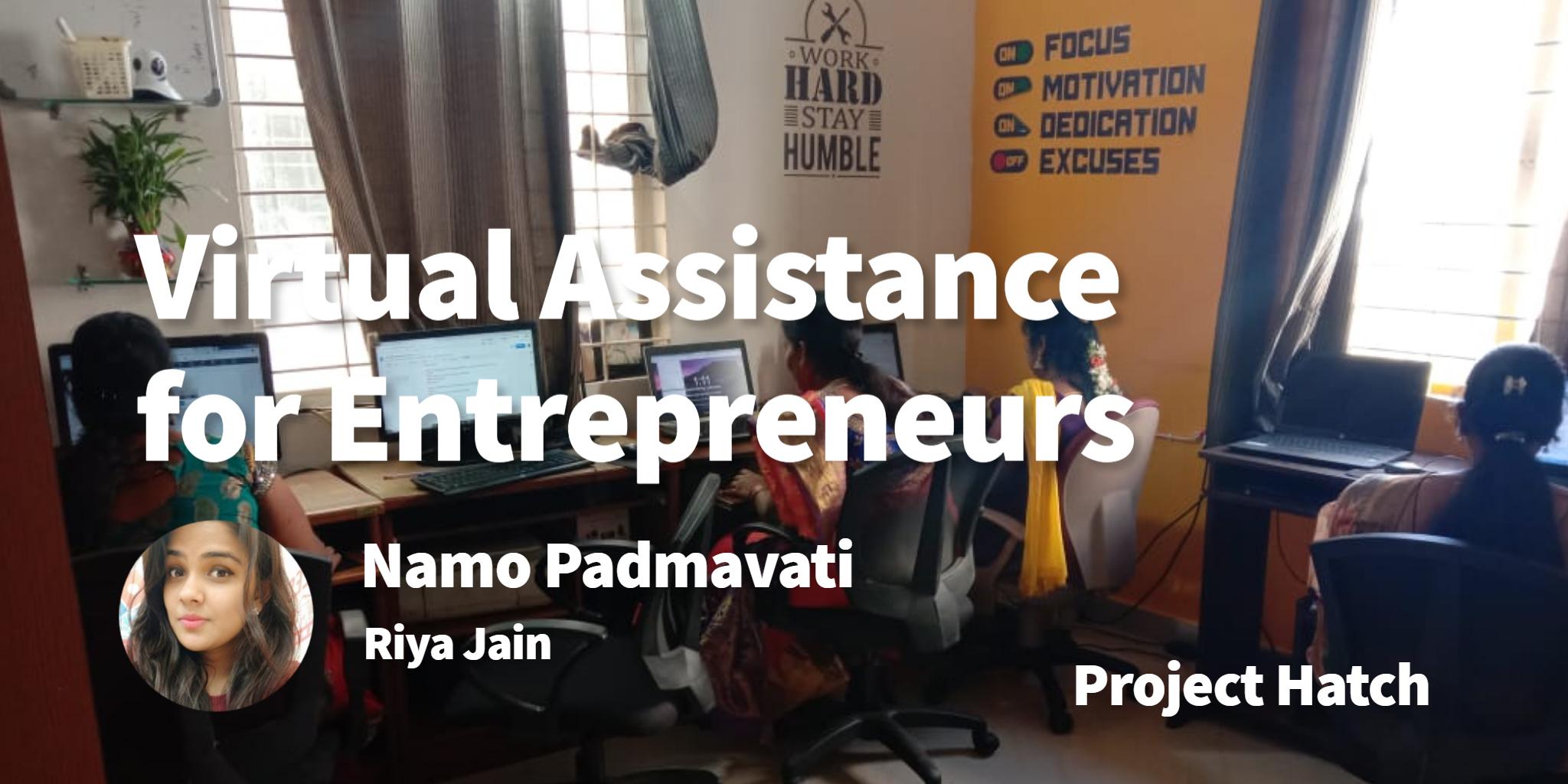 Namo Padmavati Riya Jain