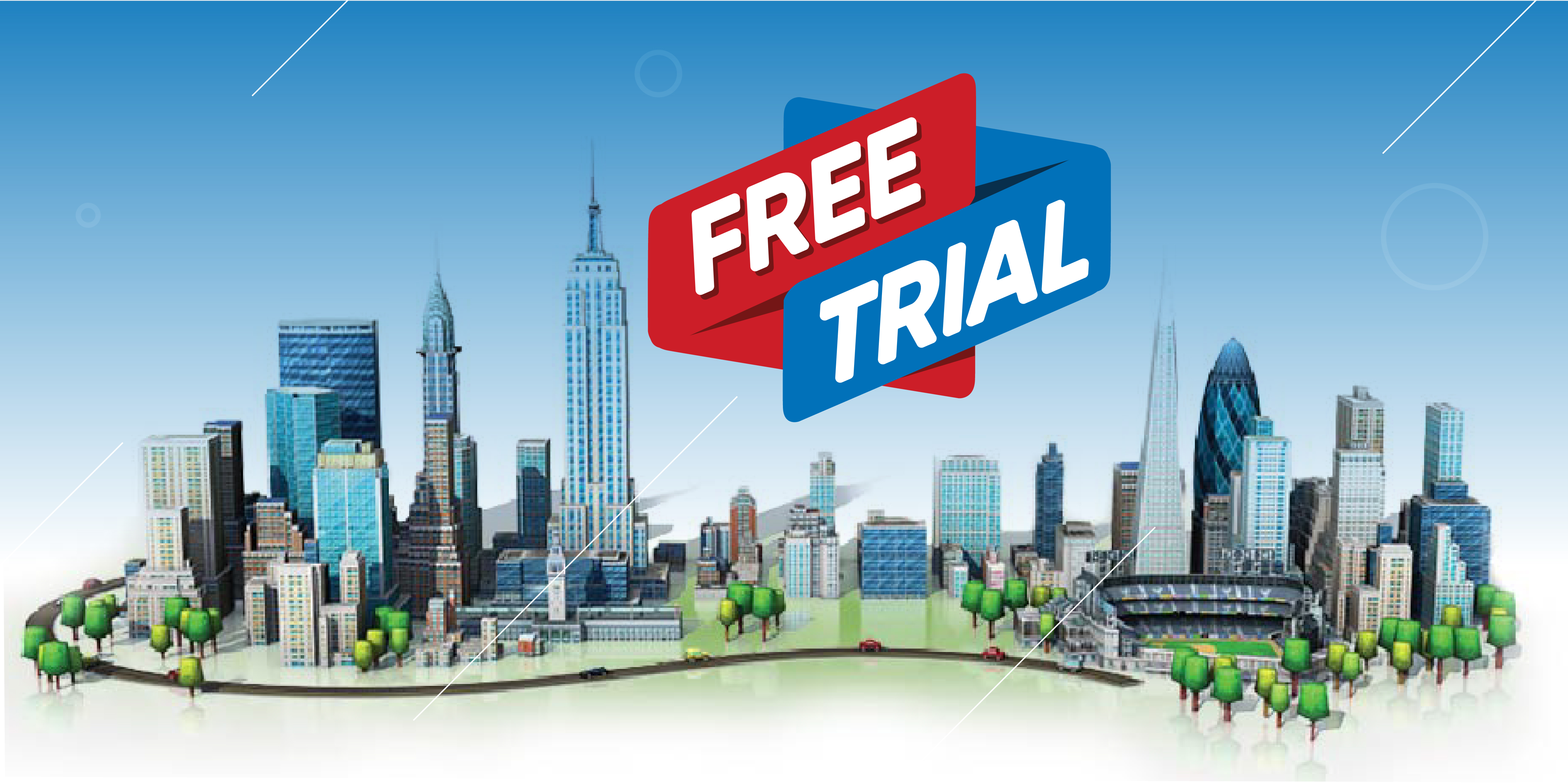 Offering now: Free trial of all of WRLD's Developer plans
