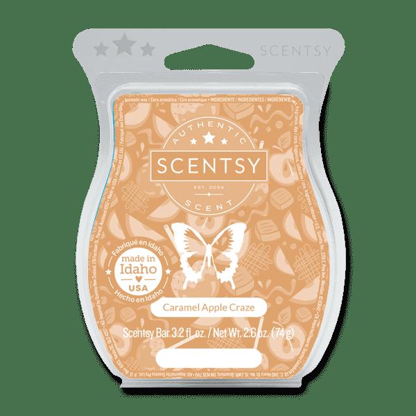 Caramel Apple Craze Scentsy Bar