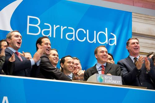 Article Image - Barracuda IPO: How to Take a Bite Out of a Market