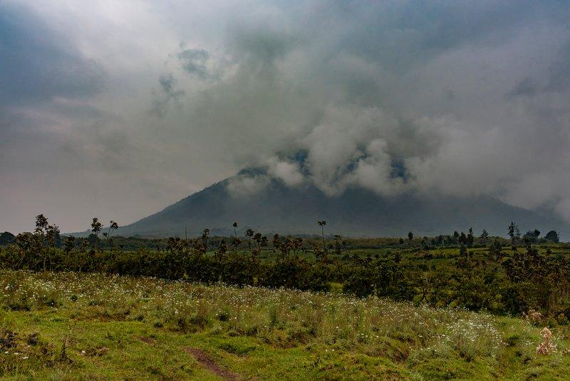 Mount Sabinyo, Volcanoes National Park