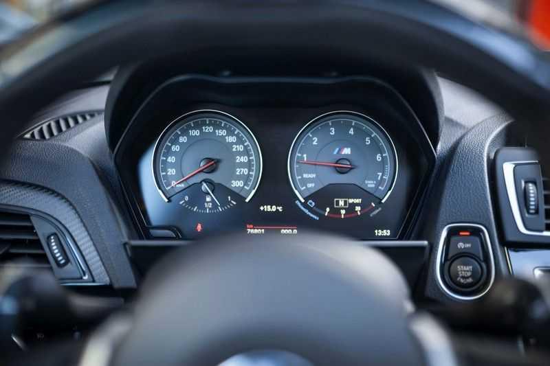 BMW M2 Coupé DCT *M-Performance uitlaat / LED stuur / H&K / Comp. velgen* afbeelding 14