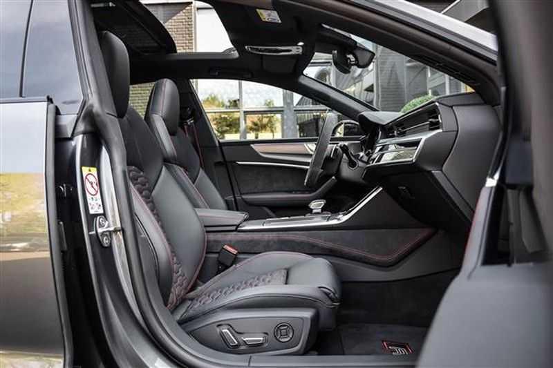 Audi RS7 DYNAMIC PLUS+PANO.DAK+DESIGNPAKKET (600 PK) afbeelding 18