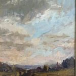 Imminent Rains 14x11  sold