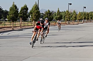 Victor Valley Bicycle Club crit practice
