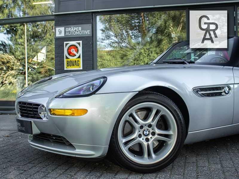 BMW Z8 | Rood leder | Origineel | Concours staat afbeelding 4
