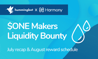 $ONE Makers July recap & August reward schedule