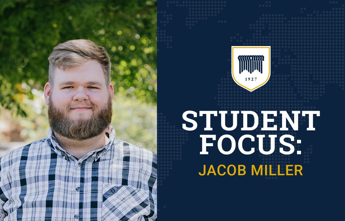 Jacob Miller Came To TMU To Be Trained as a Biblical Counselor image
