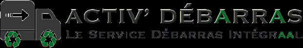 Logo Activ' Débarras