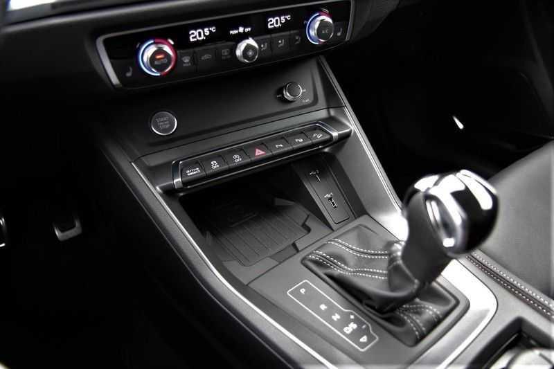 Audi Q3 Sportback 45 TFSI quattro EDITION-ONE+TOPVIEW+PANO.DAK afbeelding 11