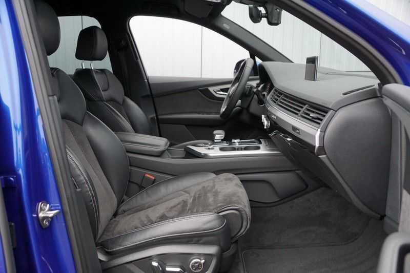Audi Q7 3.0 TDI quattro Pro Line S S-Line / Head-Up / ACC / Side & Lane Assist / Sepang / 45dkm NAP! afbeelding 6