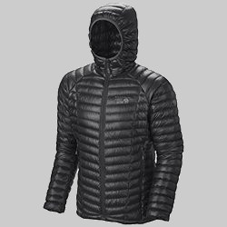 Mountain Hardwear Ghost Whiperer review is that is a great ultralight down jacket