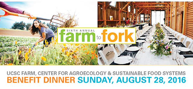 Seventh Annual Farm to Fork Benefit Dinner