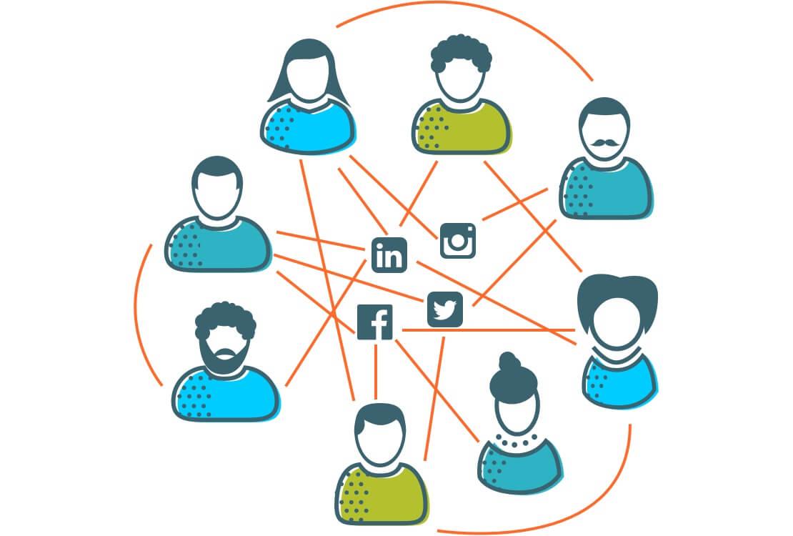 Werven via social media met meer dan 10 miljoen bezoekers per dag