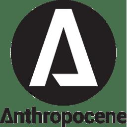 Anthropogenic Magazine logo