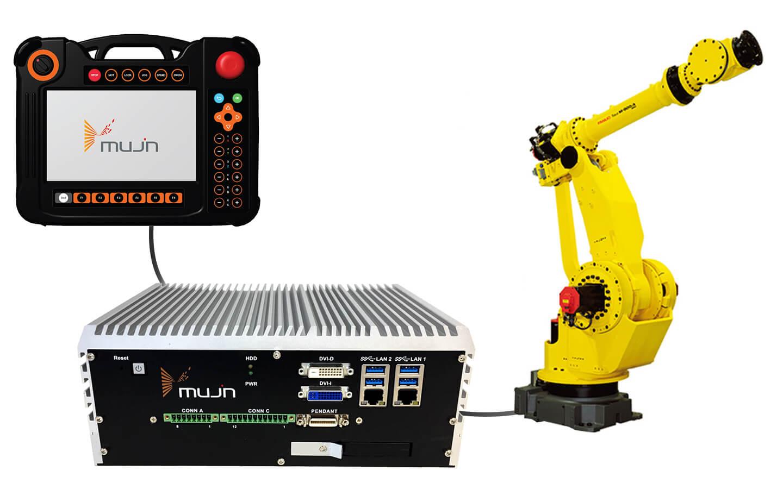 Controller | MUJIN, Inc