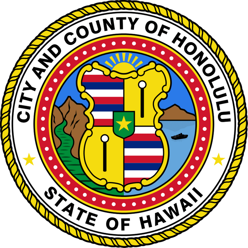 logo of City and County of Honolulu