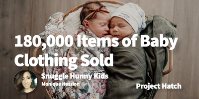 featured image thumbnail for post How A Mom Entrepreneur Sold 180,000 Units of Baby and Toddler Clothing