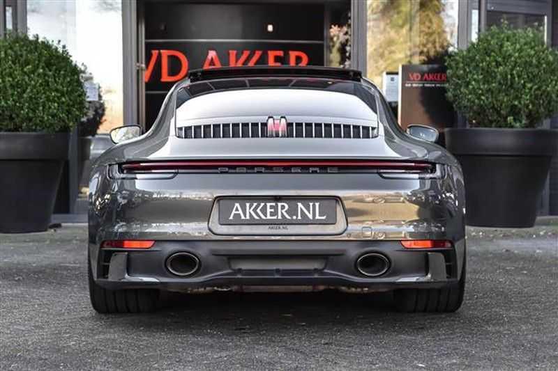 Porsche 911 4S SPORTDESIGN+LIFTSYST.+GLAS DAK+4WSTURING NP.219K afbeelding 24