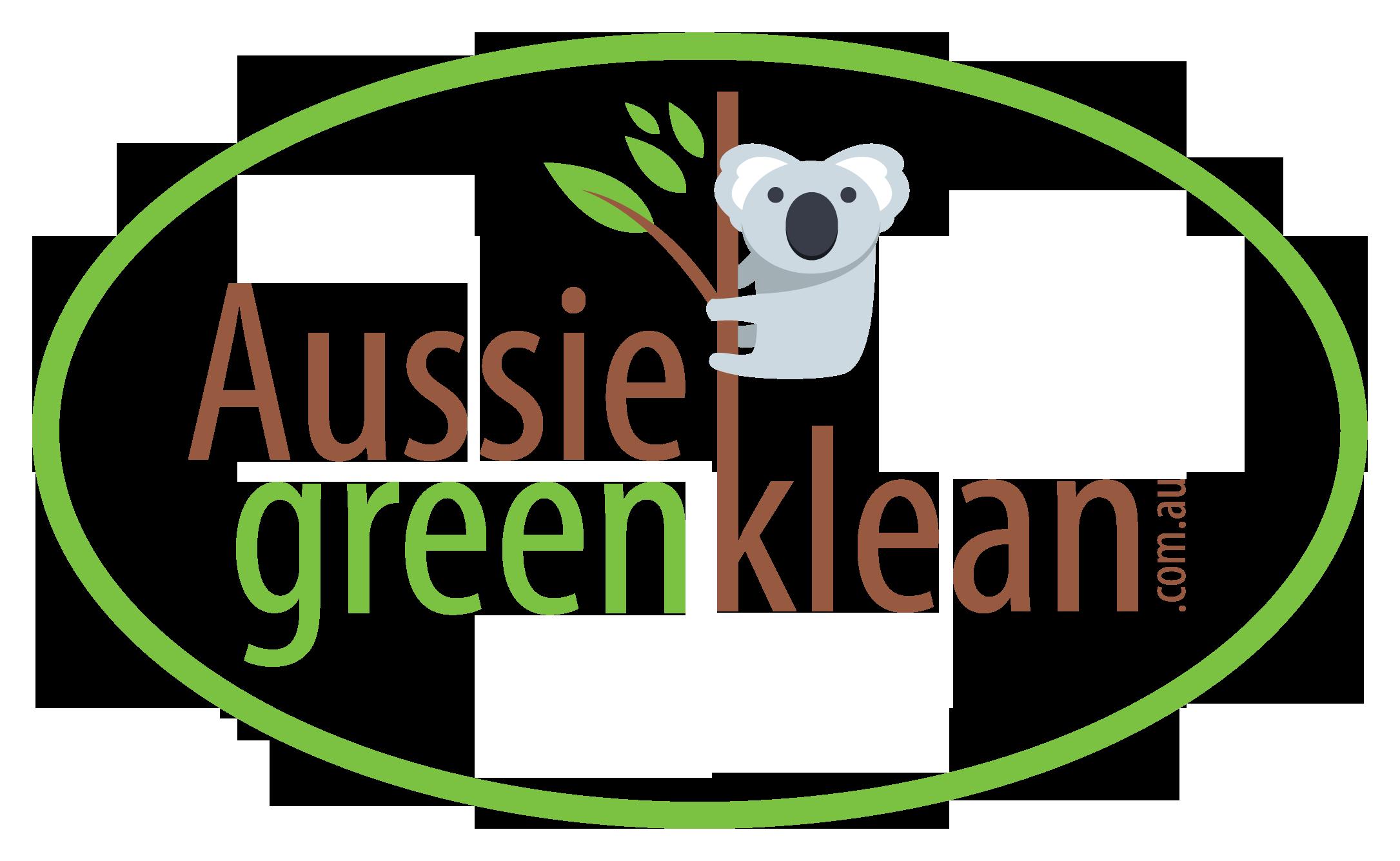 Aussie Green Klean logo