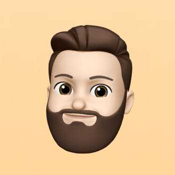 An animoji of Hayden Bleasel