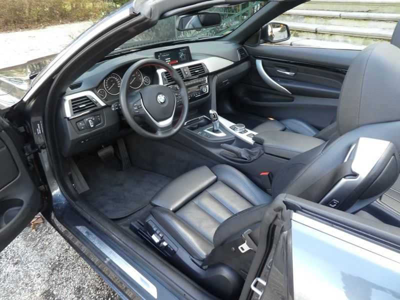BMW 430i Cabrio, Sportline afbeelding 2