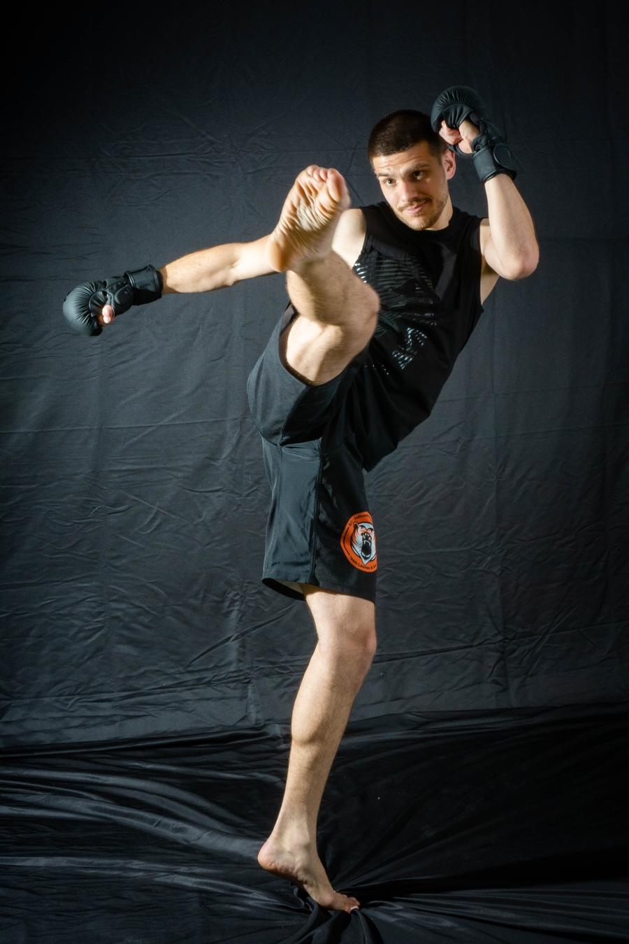 Wie läuft ein MMA Training ab?