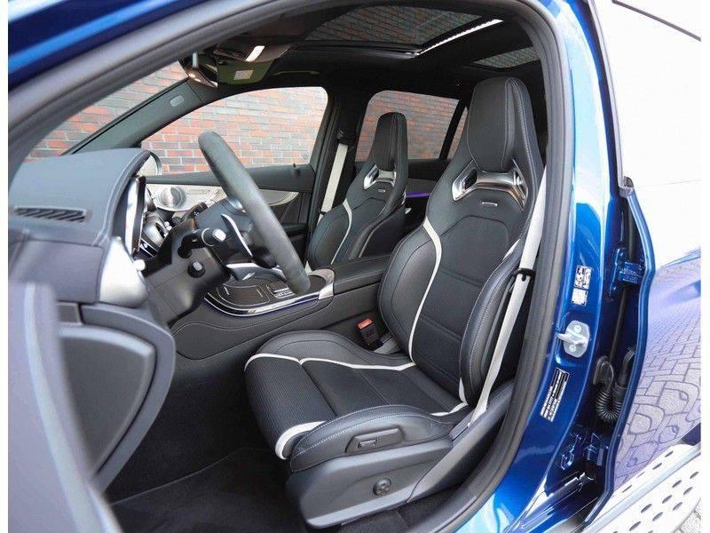 Mercedes-Benz GLC 63 S AMG 4-MATIC *Perf. stoel*510 PK*Driver Package*HUD*Camera* afbeelding 21