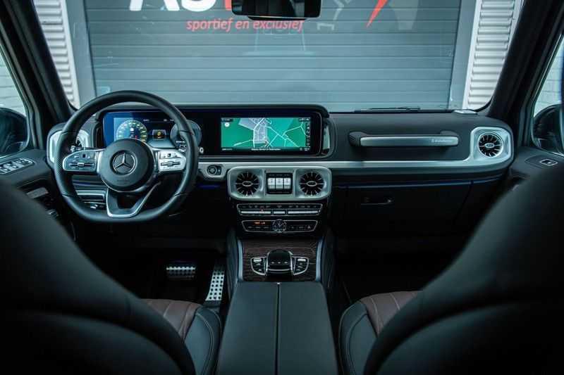 Mercedes-Benz G-Klasse G500, 421 PK, AMG-Line, G/Manufaktur Exklusiv, Distronic Plus, DAB, Widescreen, Standkachel, AMG/Multi!! afbeelding 9