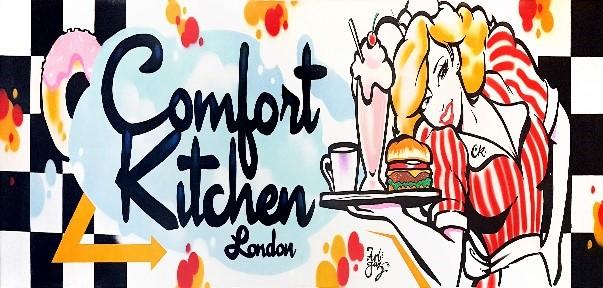 Comfort Kitchen London