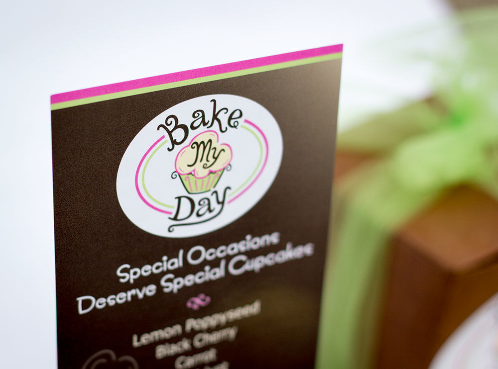 Bake My Day Business Card