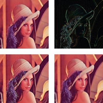 Lena-Filters