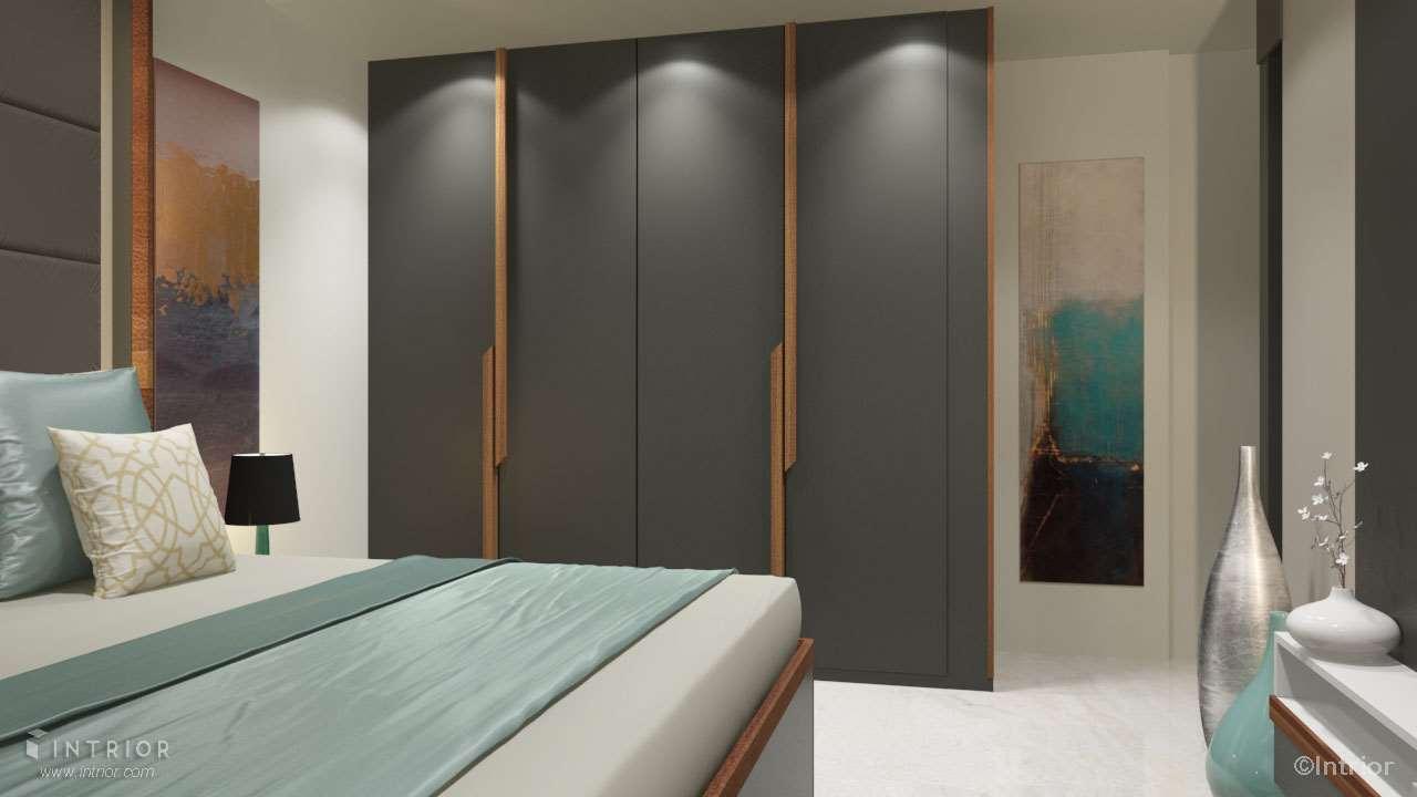 Master Bedroom - Wardrobe