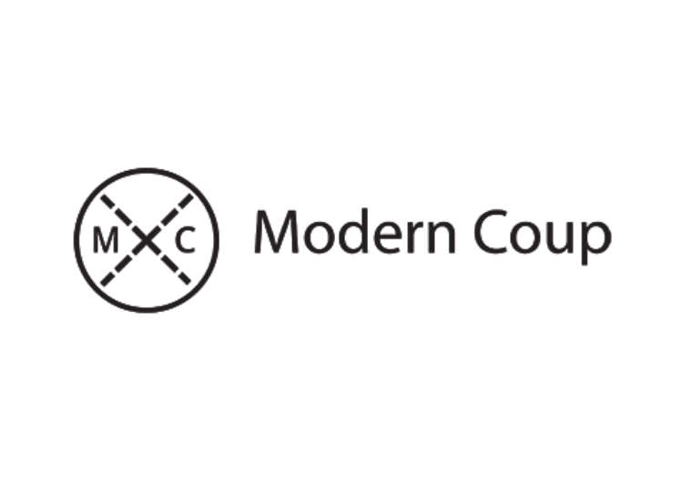 Modern Coup Logo