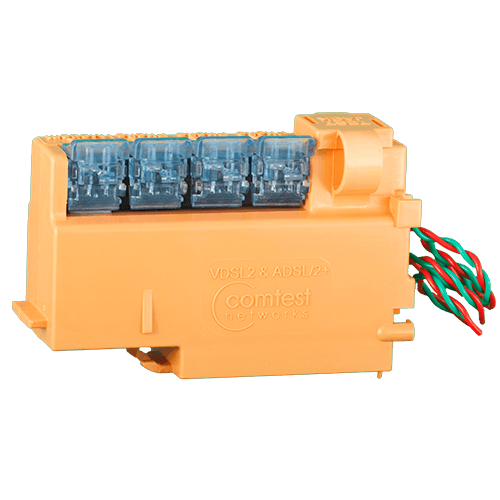 Full Bonded NID Splitter with Test Jack and EMI Suppression-3 product image