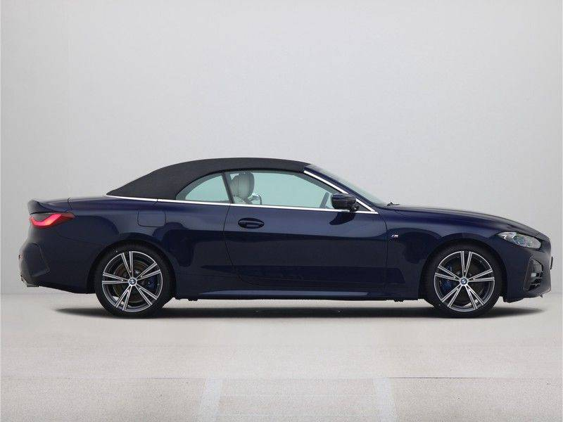BMW 4 Serie Cabrio 420i High Executive M-Sport Automaat afbeelding 11