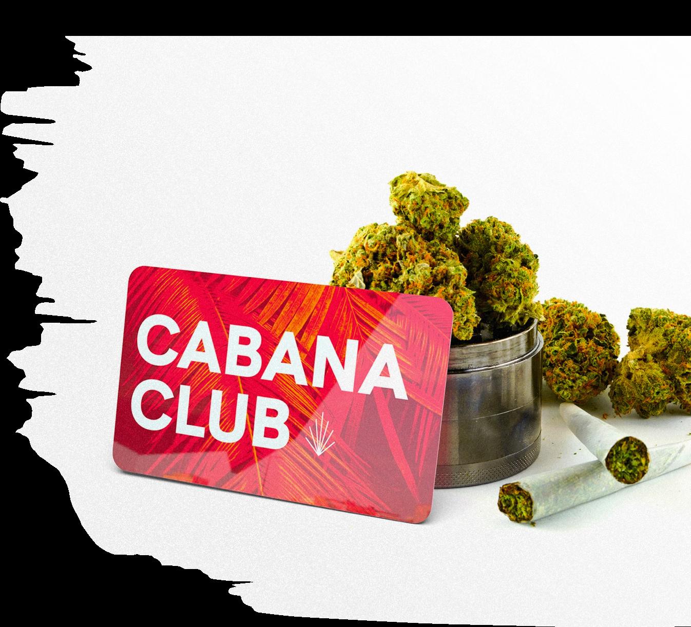 Cabana Club Hero