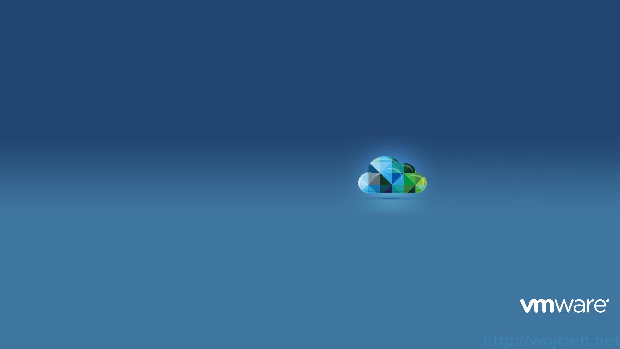 VMware Wallpaper - 2