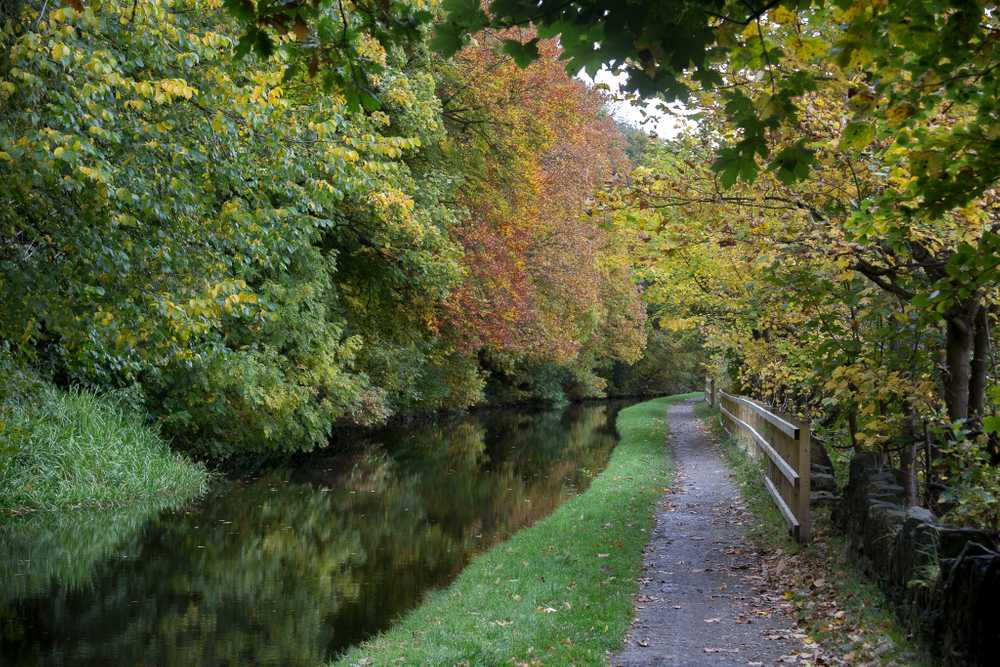 Sowerby Bridge Canal Picture 2