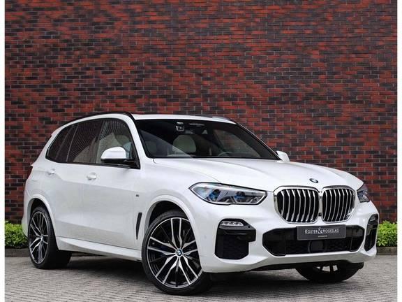 BMW X5 xDrive45e High Executive *Luchtvering*HUD*Pano*Laser*Harman/kardon*