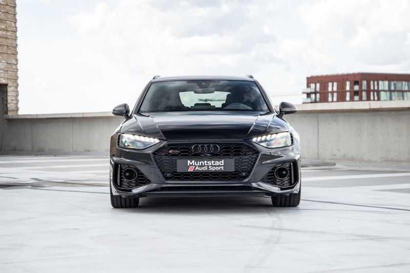 Audi RS4 Avant 2.9 TFSI quattro | 450PK | Style pakket Brons | Keramische remschijven | RS Dynamic | B&O | Sportdifferentieel | 280 km/h Topsnelheid | afbeelding 4